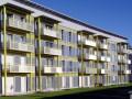 Solar city - construction passivhaus
