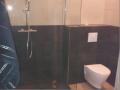 Salle d'eau douche italienne mosaique