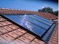 Système solaire combiné solaire granulé