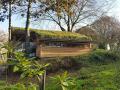 Carport végétalisé en Bretagne