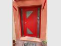 Porte d'entrée Aluminium de chez Zilten