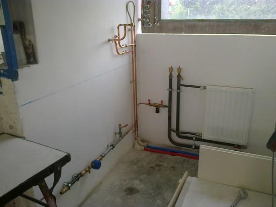 formation d u0026 39 installateur thermique et sanitaire   photos de travaux