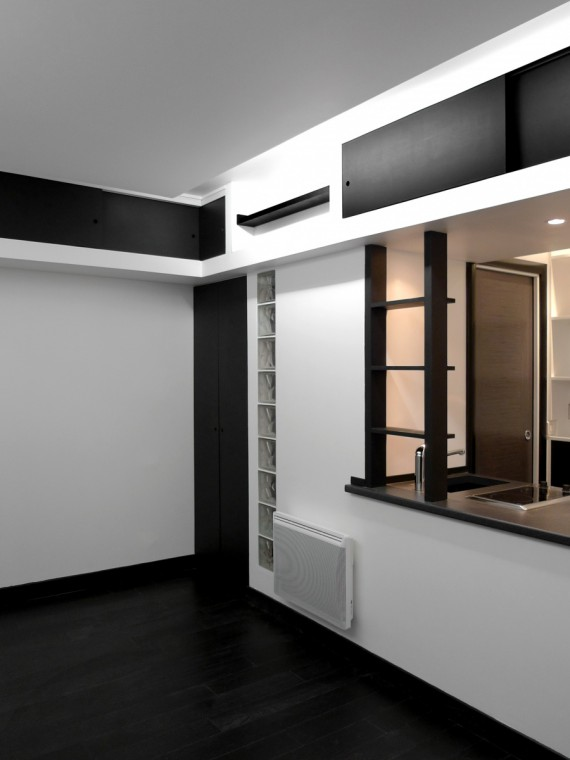 a 09 studio 18 m conception architecturale paris. Black Bedroom Furniture Sets. Home Design Ideas