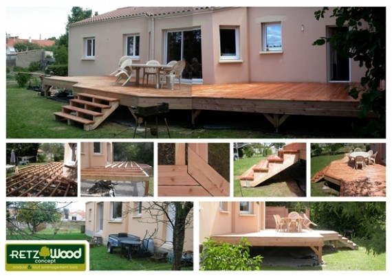 Terrasse Sur Pilotis Terrasse Bois Pictures to pin on Pinterest