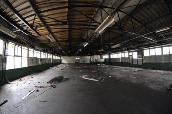 Cr ation d 39 un loft dans une usine cluses - Construction d un loft ...