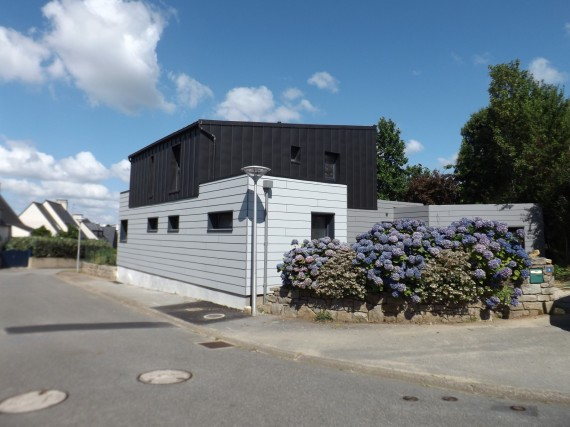 Maisons tr s basse consommation vannes for Maison tres basse consommation